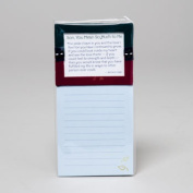 RGP 18254 Notepad Magnetic Inspirational - Son You Mean So Much - Pack Of 72
