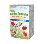 Rainbow Light 892307 Rainbow Light Fibre Garden Gummies - 30 Packets