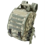 LUBPBFDC Extreme Pak Digital Camo Water-resistant Heavy-duty Tactical Backpack