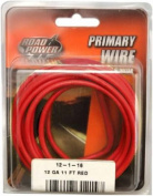 Coleman Cable 55671533 3.4m 12 Gauge Primary Wire - Red