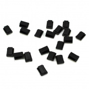HuaYang 30Pcs High Quality 3M Glue Adhesive Car Cable Mount Wires Fixed Clips Organisers