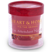 Votive Candle 15 hours - Waiting For Santa