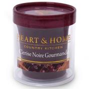 Votive Candle 15 hours - Sweet Black Cherries