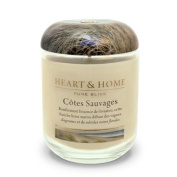 Large Jar Candle 70 hours - Sea Grass