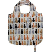 Cats In Waiting Packable Bag