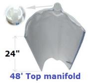 Champlain Plastics R0555000 Deluxe Full Grid 7-Required