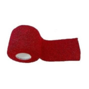 CH Hanson 50029 Red 5.1cm . Tool Tape Pack Of 6