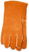 US Forge 99408 Welding Gloves Leather XL - Brown