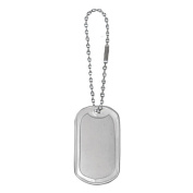 Fox Outdoor 57-615 Dog Tag Silencers - Clear Rubber