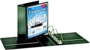Cardinal 49131 ExpressLoad ClearVue Locking D-Ring Binder 7.6cm Black
