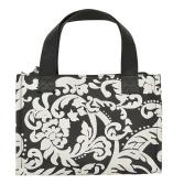 Joann Marrie Designs NLB1DMK Lunch Bag - Damask Pack of 2