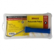 Whizz 54118 10cm . Gold Stripe Roller And Pan Set