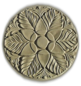 Garden Moulds X-BLO8003 Blossom Stepping Stone Mould- Pack of 2