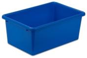 Honey-Can-Do PRT-SRT1602-SmBlu sorter bin small blue replacement toy dark blue pantone 654C