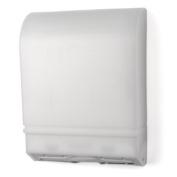 E-Z Taping System TD0175-03 Multi/C Fold Towel Dispenser in White