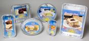 RGP D24188 Aluminium Bakeware 108 Piece Display Pack Of 108