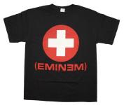 Bravado Entertainment BRA-11601012-S Eminem Recovery Black T-Shirt - Black - Small