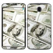 DecalGirl GNX6-BEN Google Nexus 6 Skin - Benjamins