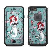 DecalGirl LFI6-MOLMERM Lifeproof Fre iPhone 6 Skin - Molly Mermaid