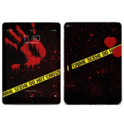 DecalGirl IPDA2-CRIME Apple iPad Air 2 Skin - Crime Scene