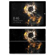 DecalGirl MSP3-FLWRFURY Microsoft Surface Pro 3 Skin - Flower Fury