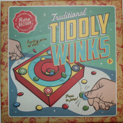 Traditional Tiddlywinks Tiddly Winks Family Game