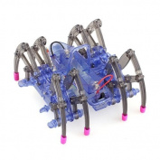 TOOGOO(R) Plastic Spider Robot Educational Kit Kids Toy Gift DIY