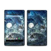 DecalGirl GN72-BARKMOON Google Nexus 7 2013 Skin - Bark At The Moon