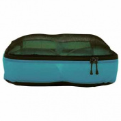 Ultralight Mesh Top Zip Bag Blue Medium