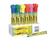 U. S. Chemical and Plastics 37003 Cs - 12 Autowriter Pens Yellow
