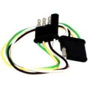 United States Hardware RV-358C 4-Way Flat With 30cm . Wires