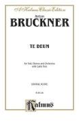 Alfred 00-K06126 Bruckner Te Deum V Book