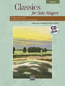 Alfred 00-33210 CLASSICS FOR SOL SNGR-LO-BK & CD