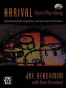 Alfred 00-42398 ARRIVAL DRUM PLAY ALONG-BK & CD