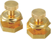 Johnson Level & Tool 405 Brass Stair And Square Gauge Set