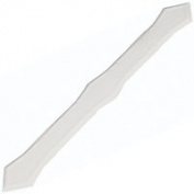 Amerimax Home Products 27229 Econo Downspout Band White - 7.6cm .