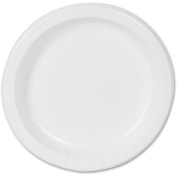 Dixie Foods Basic 8-1/2 Paper Plates