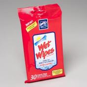 RGP 04313 Anti Bacterial Wet Wipes 30 Ct. - Pack Of 24