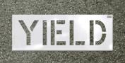 CH Hanson 70293 Yield 60cm X 30cm . Stencil