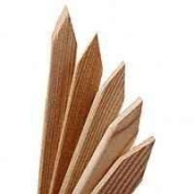 Universal Forest Prod 3679 1 x 7.6cm x 46cm . Wood Grade Stakes