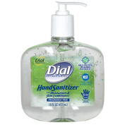 Dial Professional DIA 00213 Instant Hand Sanitizer with Moisturisers 470ml