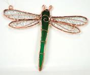 Gift Essentials GE143 Green Dragonfly Sun Catcher