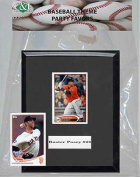 Candlcollectables 67LBGIANTS MLB San Francisco Giants Party Favour With 6 x 7 Plaque