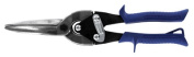 Midwest Tool MWT-6716A Regular Forged Blade Long Cut Aviation Snip
