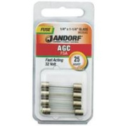 Jandorf Specialty Hardw Fuse Agc 25A Fast Acting 60640