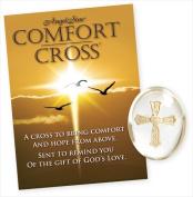 AngelStar 8744 Comfort Cross Stone - Pack of 4