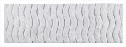 Better Trends BAIN2060WH Indulgence Bathrug White - 50cm x 150cm .