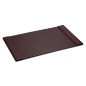 Dacasso p3425 Leather Desk Pad - Brown
