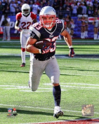 Photofile PFSAAPD22501 Wes Welker 2012 Action Sports Photo - 8 x 10