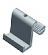 Systematic Art ATH112 L-Picture Hanging Side Screw Hook